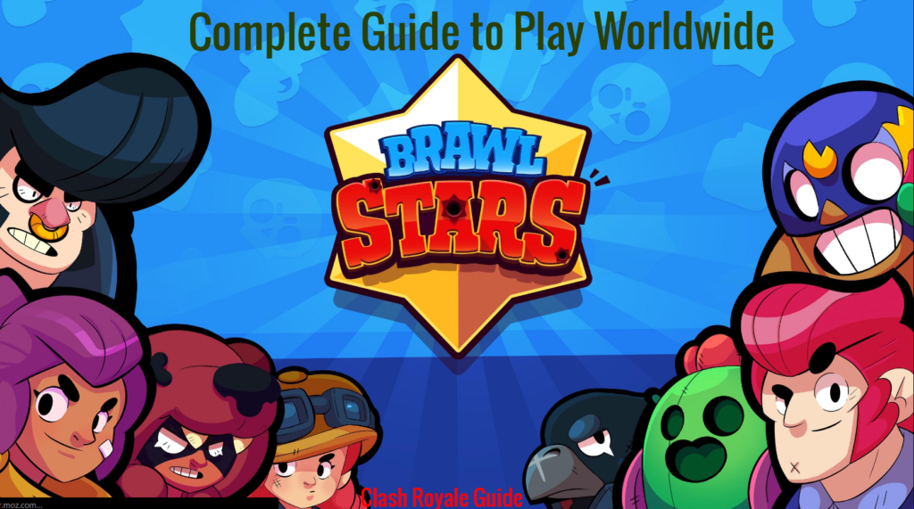 Brawl Stars Play Worldwide