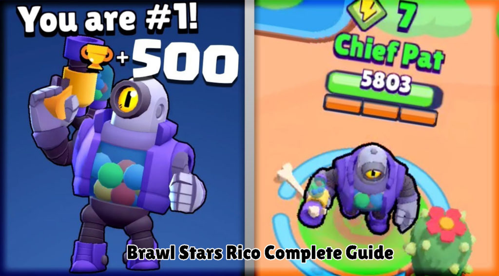 Ricochet Brawl Star Complete Guide, Tips, Wiki & Strategies Latest!