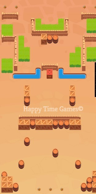 Download Bandit Stash (Heist Map) Brawl Stars HD