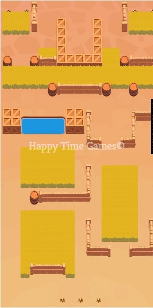Download G.G.Corral (Heist Map) Brawl Stars HD