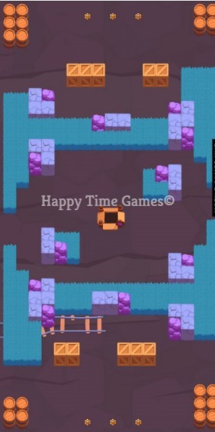 Download Hard Rock Mine (Gem & Grab Map) Brawl Stars HD