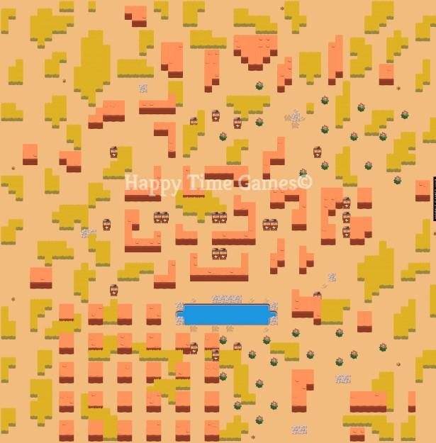 Download Skull Creek (Showdown Maps) Brawl Stars HD