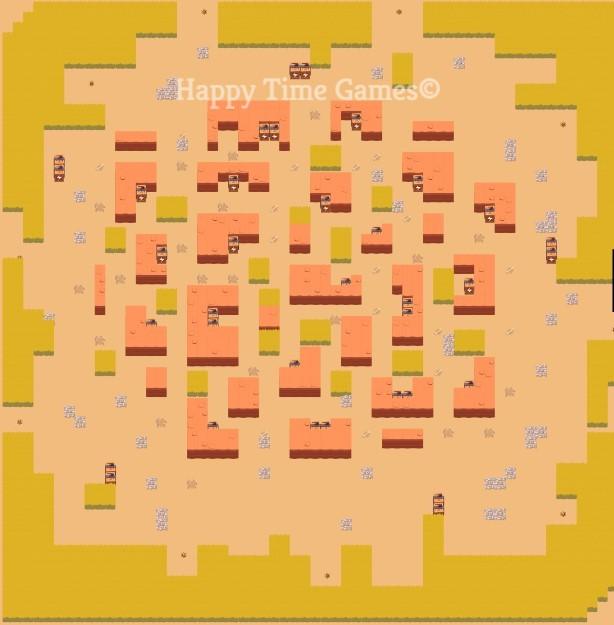 Download Stormy Plains (Showdown Maps) Brawl Stars HD