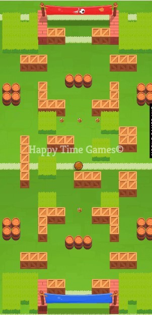 Download Triple Dribble (Brawl Ball Map) Brawl Stars HD