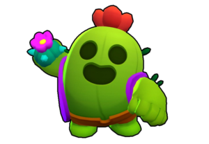 Spike Default Skin