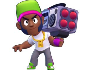 Brock boom box
