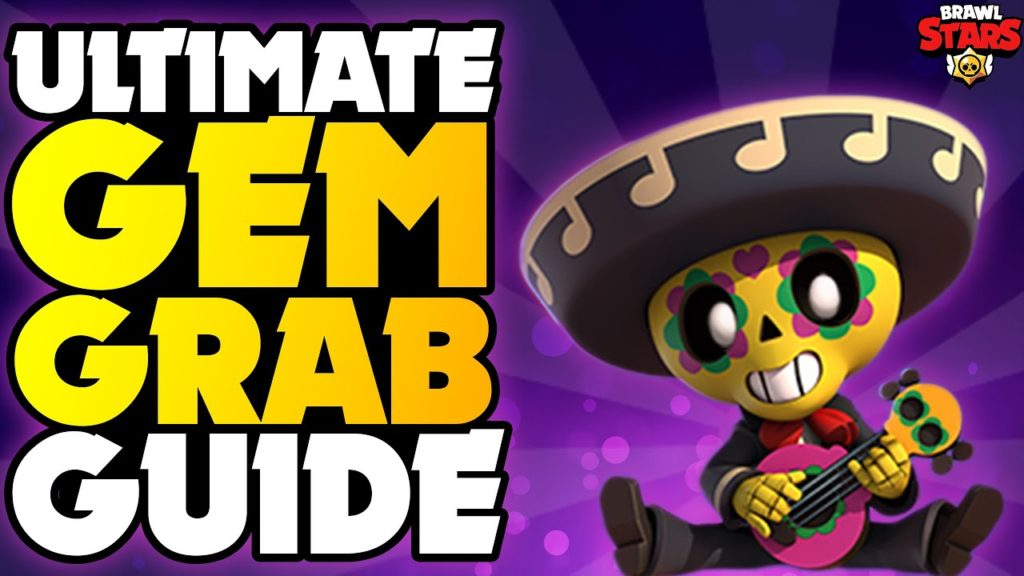 Gem Grab Event - Brawl Stars Guide, Tips, Best Brawlers, Wiki, Maps