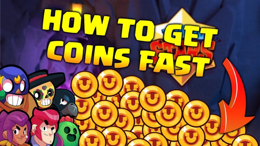 Coins Brawl Stars - Tips on How to Get Coins Fast & Free!