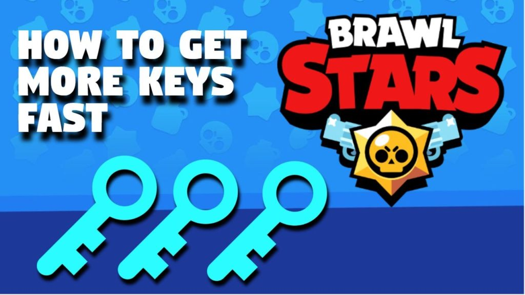 Keys Brawl Stars - Complete Guide on How to Get Them Quick