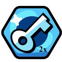 Key Doubler 2x
