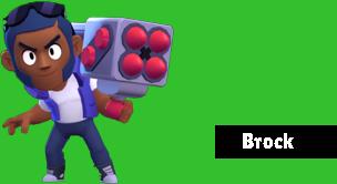 Brawl Stars Brock
