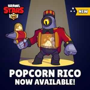 Nulls Brawl Popcorn Rico