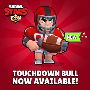 Nulls Brawl Touch Down Bull