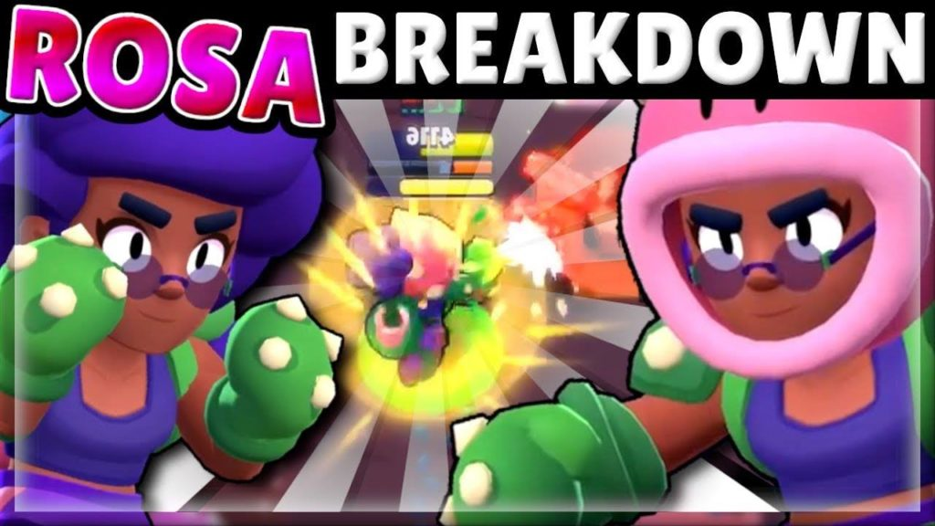 Rosa Brawl Star Complete Guide, Tips, Wiki & Strategies Latest!