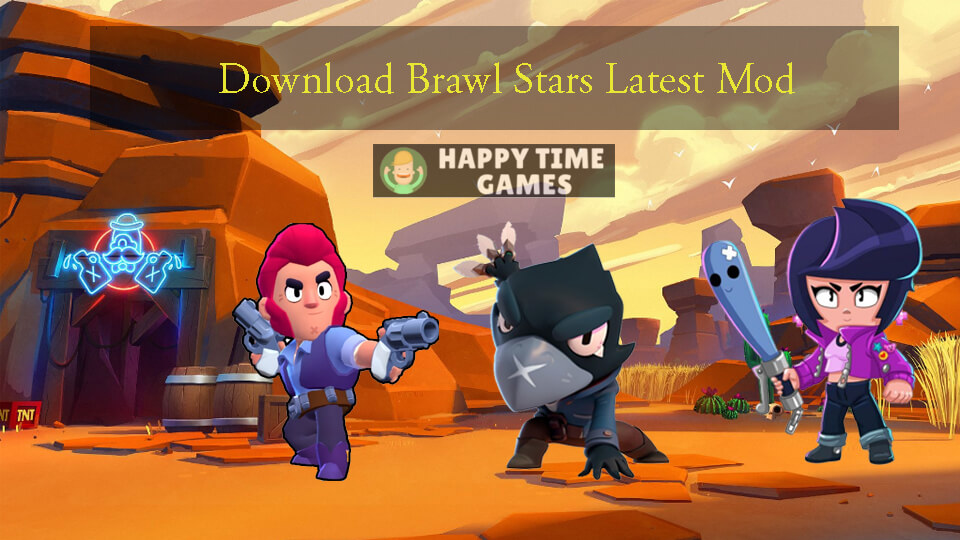 Download Brawl Stars v 18.104 Mod Apk/Ipa (Android & iOS) Latest 2019