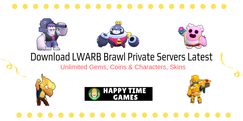 Download LWARB Beta Brawl Stars Mod Apk 19.102-22 Latest Version!