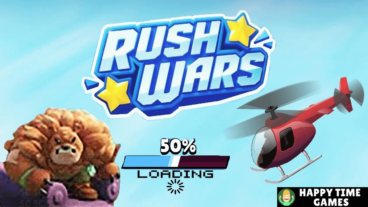 Download Rush Wars APK Latest Version for Android Now!