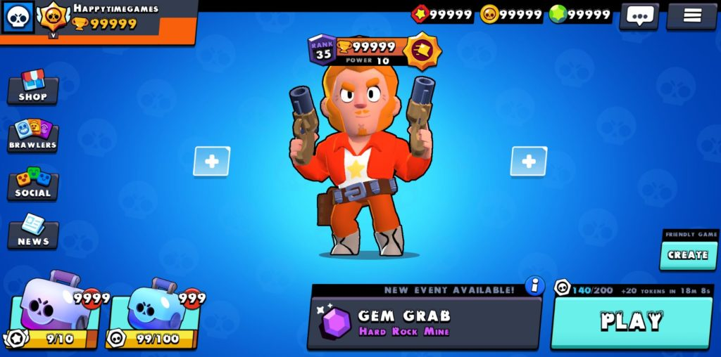 Brawl Beach Brawl Stars Private Servers 21.73 Latest Working!