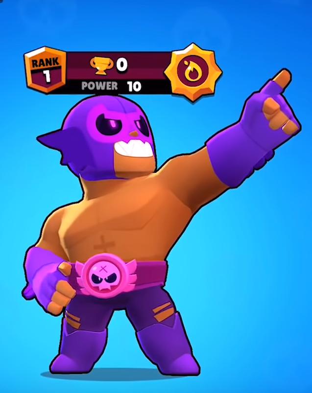 Evil Primo El Rudo Skin