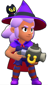 Witch Shelly