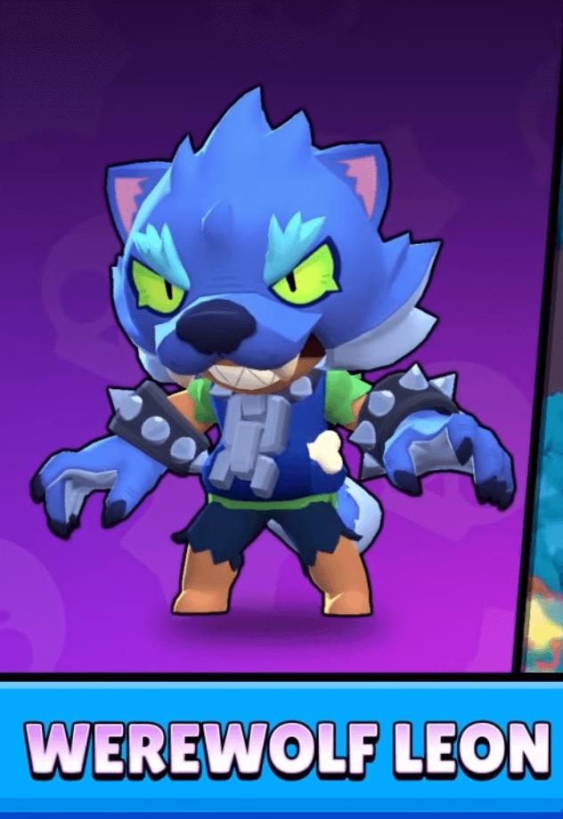 Werewolf Leon