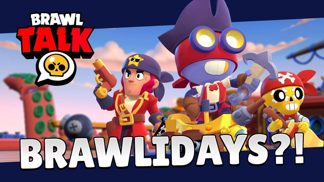 Brawl Stars Biggest December 2019 Updates - Happy Brawlidays!!!