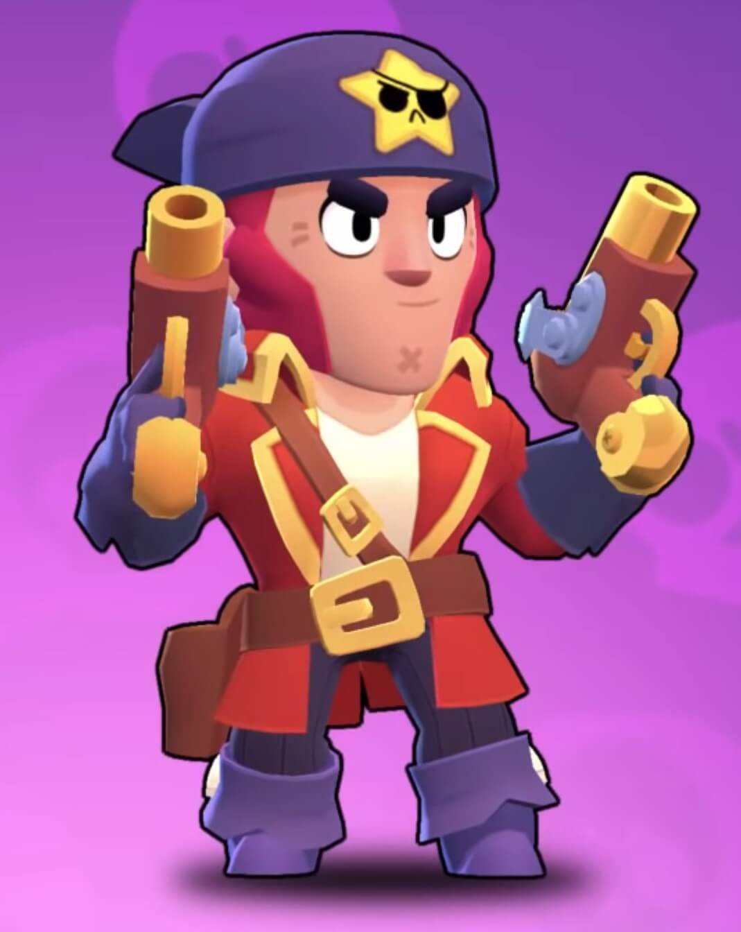 Corsair Colt Brawl Stars December Update