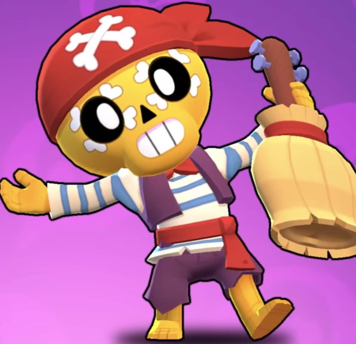 Pirate Poco Brawl Stars December Update