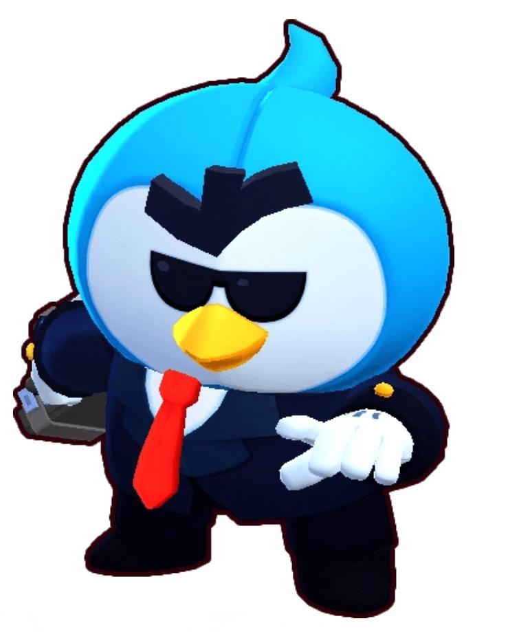 Agent Mr P