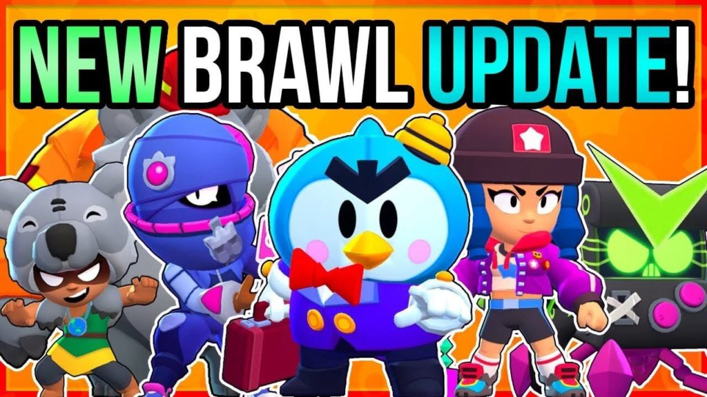 Brawl Stars January 2020 Update - Brawl Talk Complete Details!