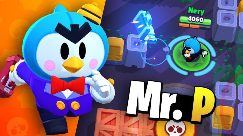 MR. P Brawl Stars Complete Guide, Tips, Wiki & Strategies Latest!
