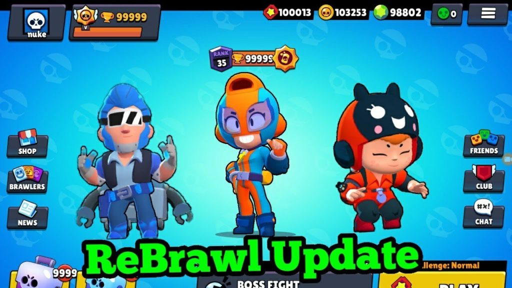 reBrawl Private Servers 2020 - Download the best Servers now!