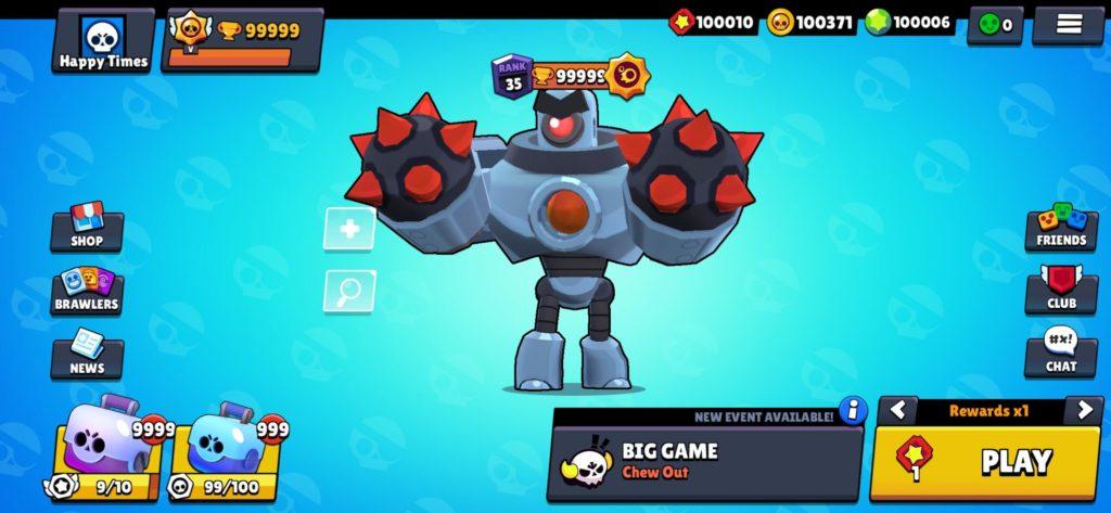 Robot rebRawl Mod