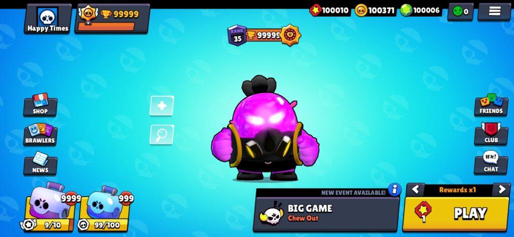 Toxic Spike reBrawl Mod
