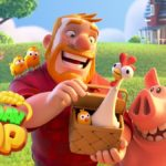 Hay Day Pop is the new Supercell's Match 3 Puzzler Game!!!