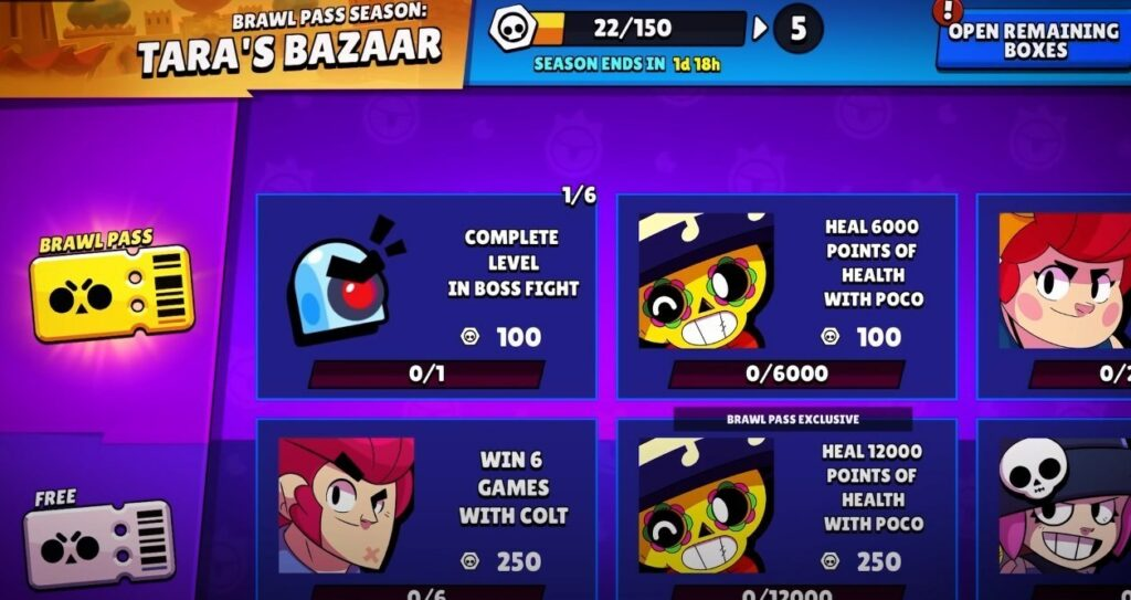 Brawl-pass-quests