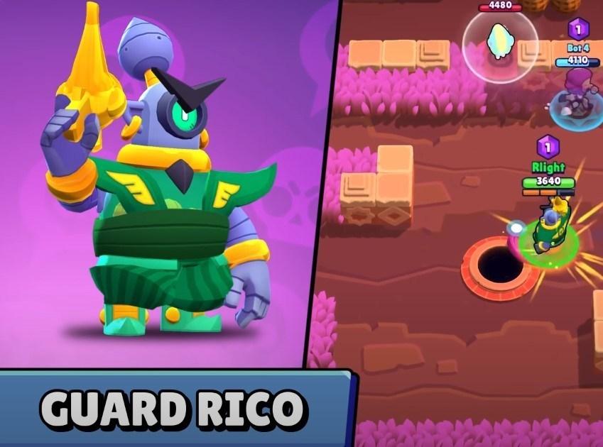 Guard-rico