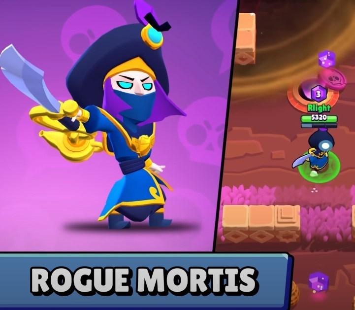 Rogue-mortis
