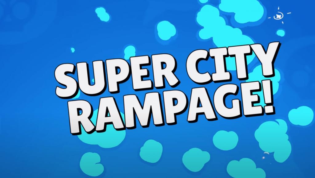 Super City Rampage
