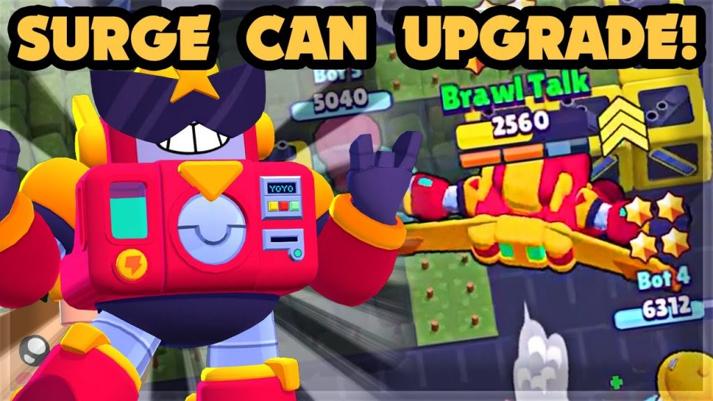 Surge Brawl Star Complete Guide, Tips, Wiki & Strategies Latest!